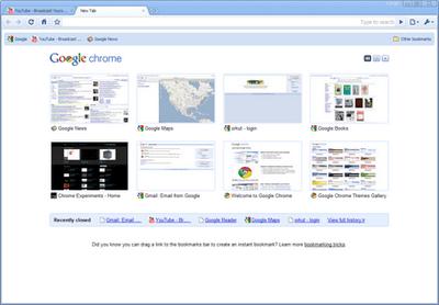 Chrome-NTP-New