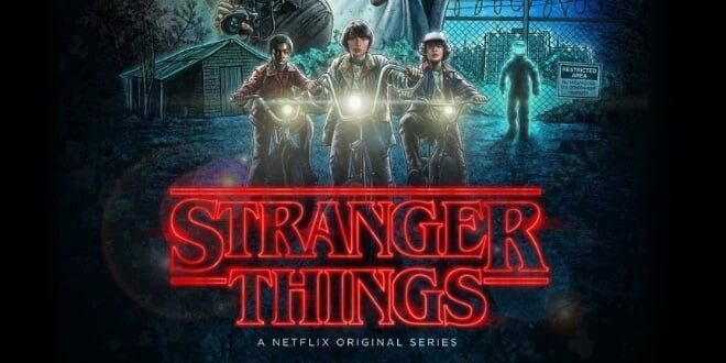 美劇推薦 – 怪奇物語 (Stranger Things)